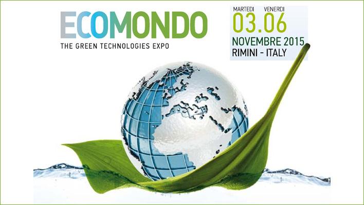 Mendelsohn partecipa a Ecomondo, la Fiera della Green Economy