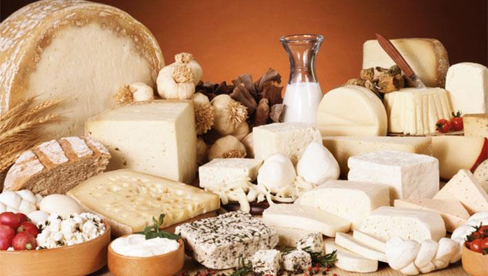 Filiera latte formaggi