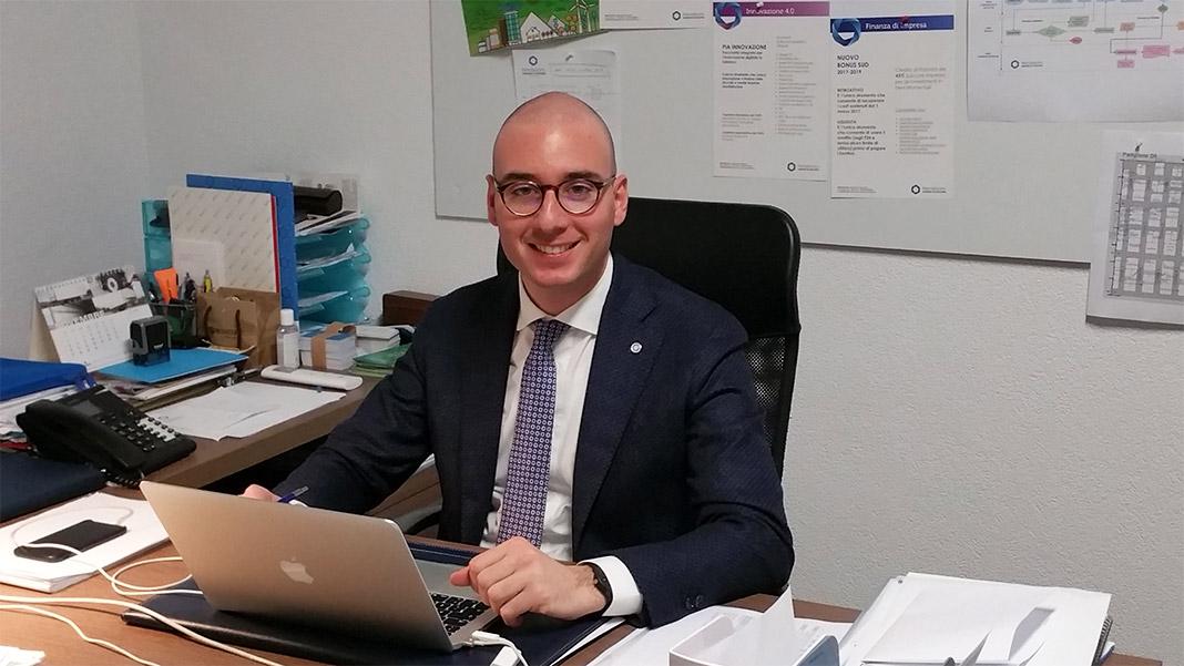 Sergio Previati, Amministratore Logos Italia