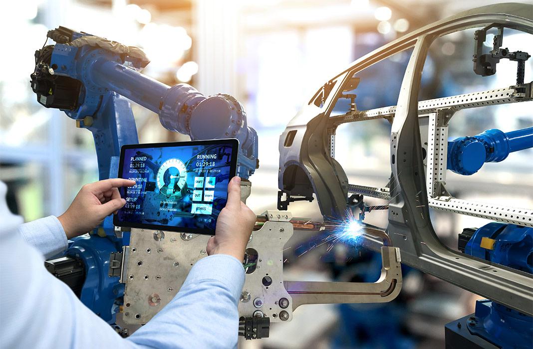 Industria 4.0 ancora protagonista nel 2018